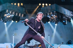 "Iron Maiden anuncia nuevo álbum ""The Book Of Souls"""