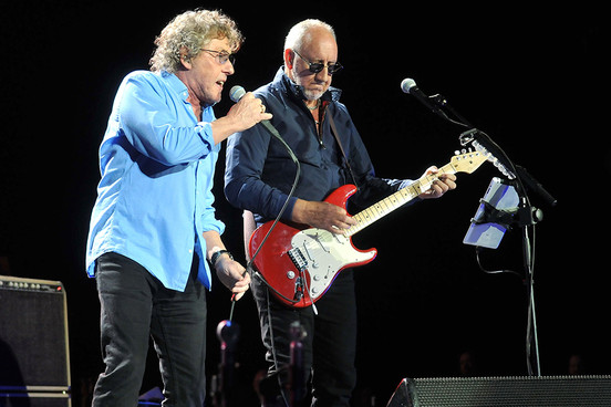Pete Thowsend anuncia el final de The Who 1