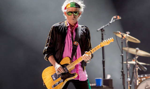 "Keith Richards anuncia su primer disco en solitario en 23 años, ""Crosseyed Heart"" 1"