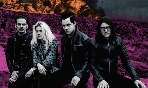 The Dead Weather avanzan detalles de su próximo disco