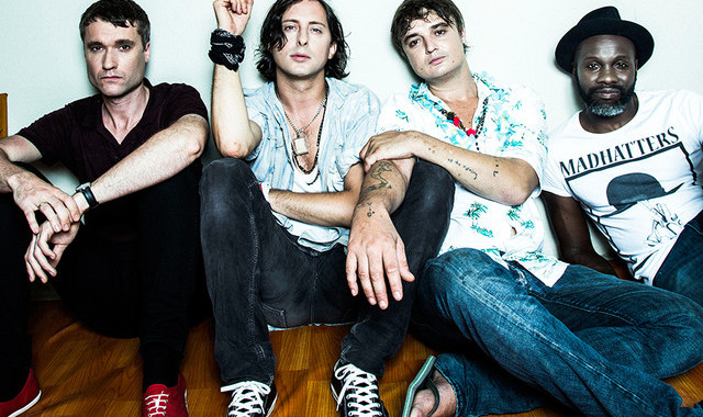 Escucha las dos nuevas canciones de The Libertines,  'Anthem For Doomed Youth' y  'Glasgow Coma Scale Blues' 1
