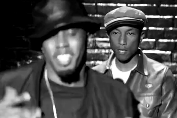 "Puff Daddy & The Family vuelven con ""Finna Get Loose"" y la colaboració de Pharrell Williams 
