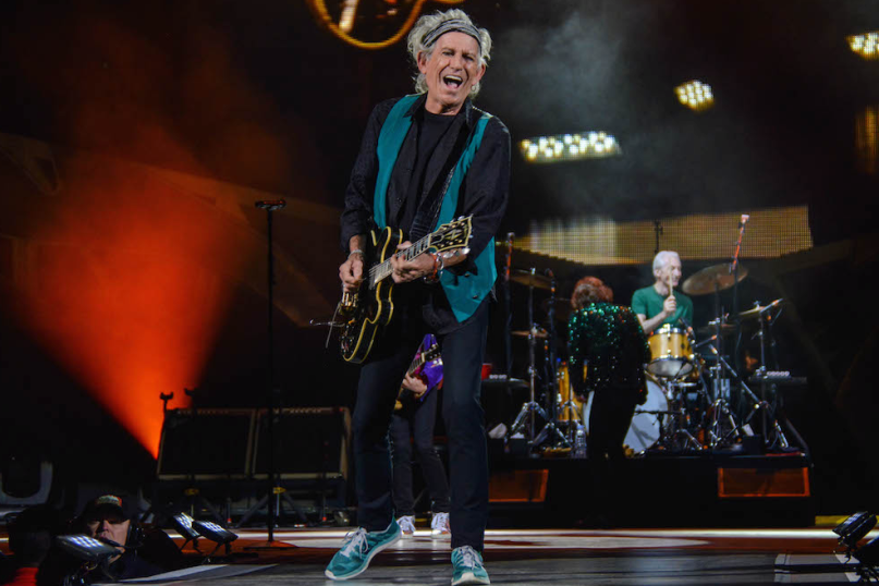 "Keith Richards define a Metallica y Black Sabbath como ""grandes bromas"" del rock 1"