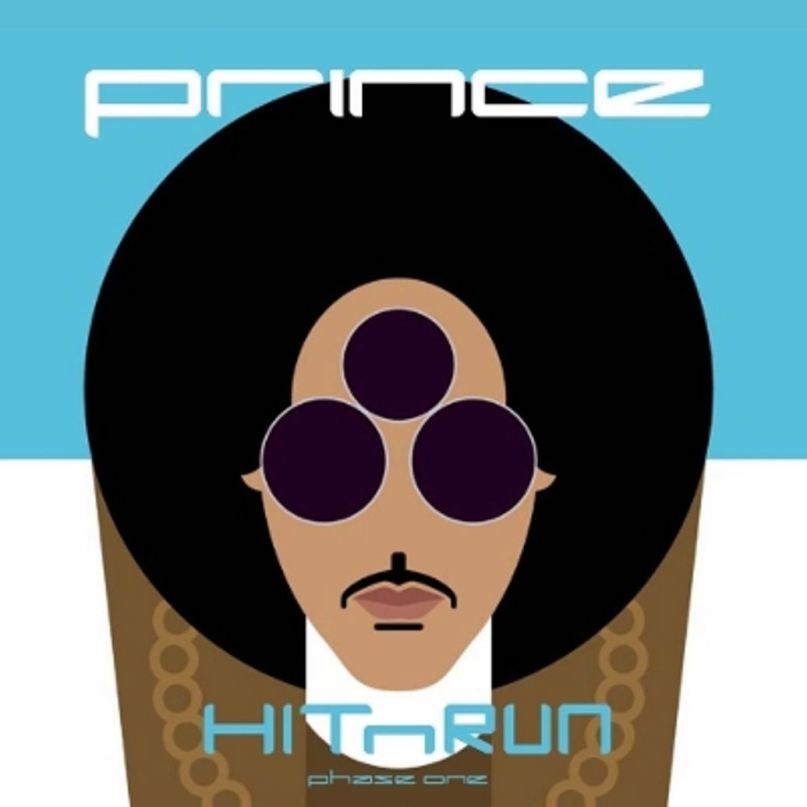 "Prince lanza en ""streaming"" su nuevo disco ""Hit N Run"" 1"