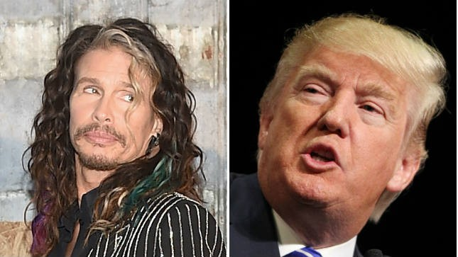 Donald Trump vs. Aerosmith 3